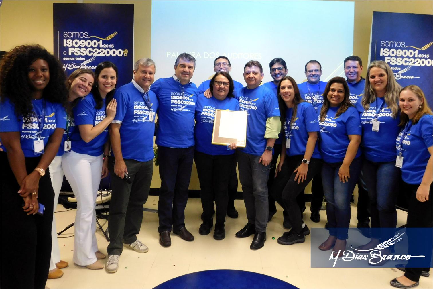 15 anos da unidade GMA é comemorado com conquista de certificações