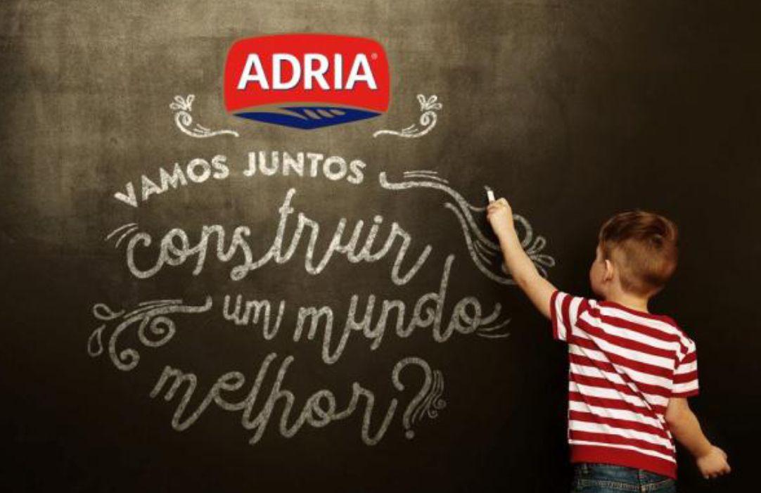 """Adria apresenta a plataforma social """"Detalhes que Alimentam a Vida"""""""