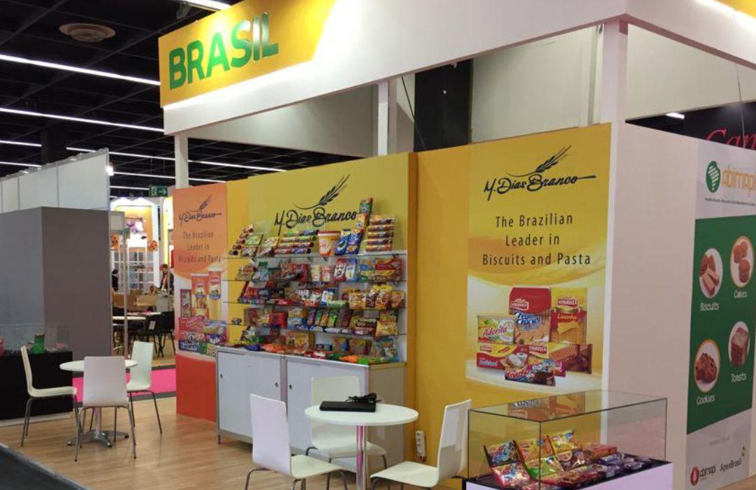 M. Dias Branco apresenta novidades com foco no mercado externo na 35ª edição da APAS Show