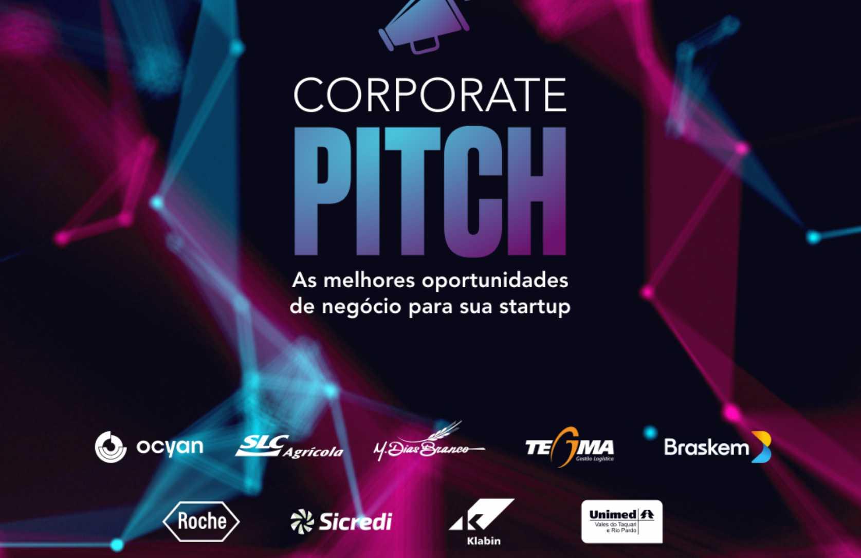 M. Dias Branco apresenta o Programa Germinar no Corporate Pitch