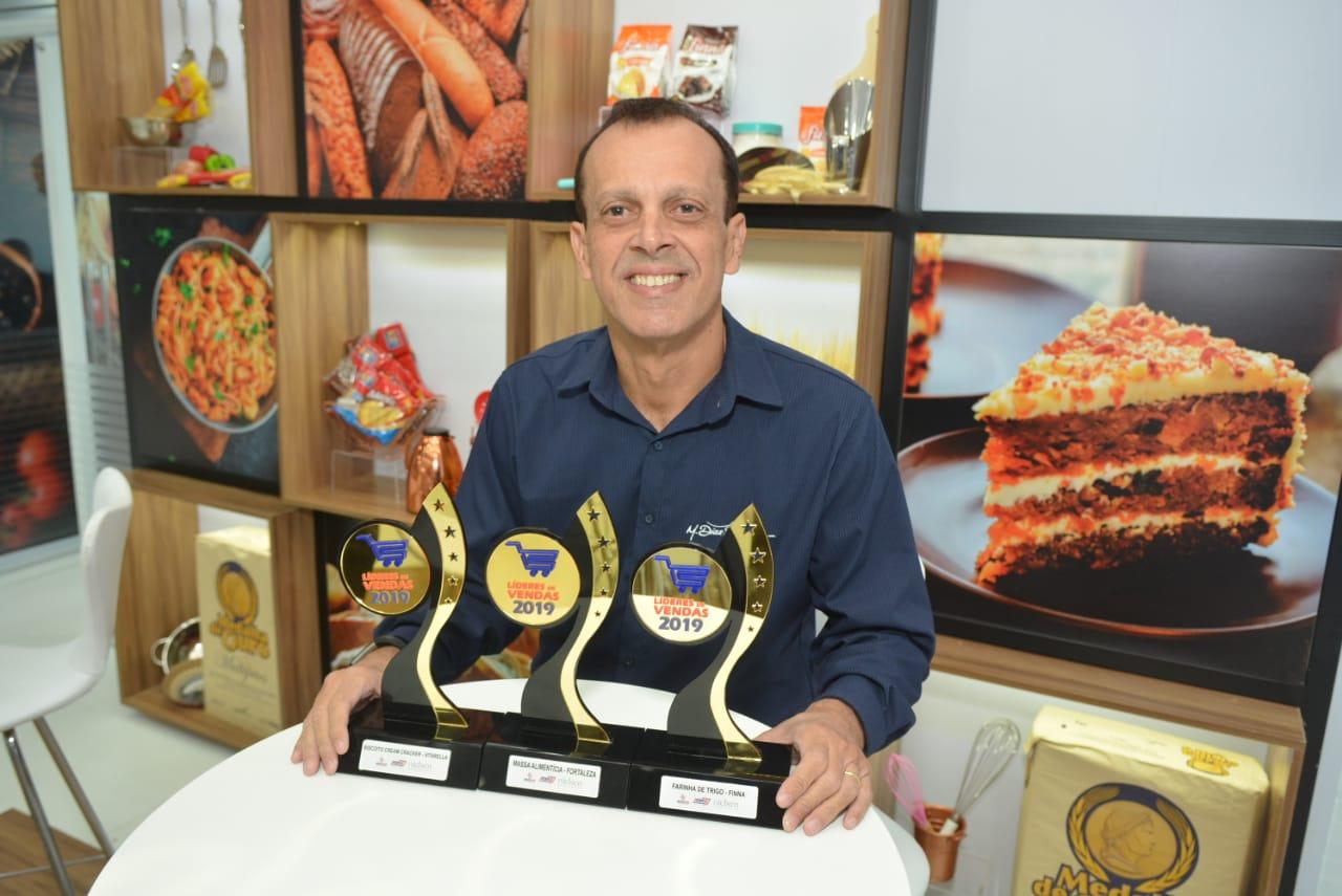 M. Dias Branco apresenta novidades na SuperBahia 2019 e recebe prêmio pelo segundo ano consecutivo