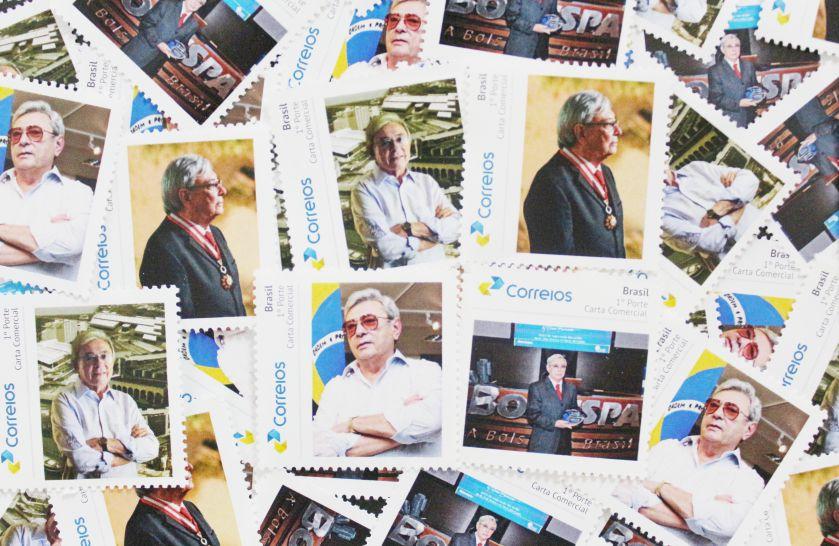 Correios lançam selos comemorativos aos 85 anos de Ivens Dias Branco