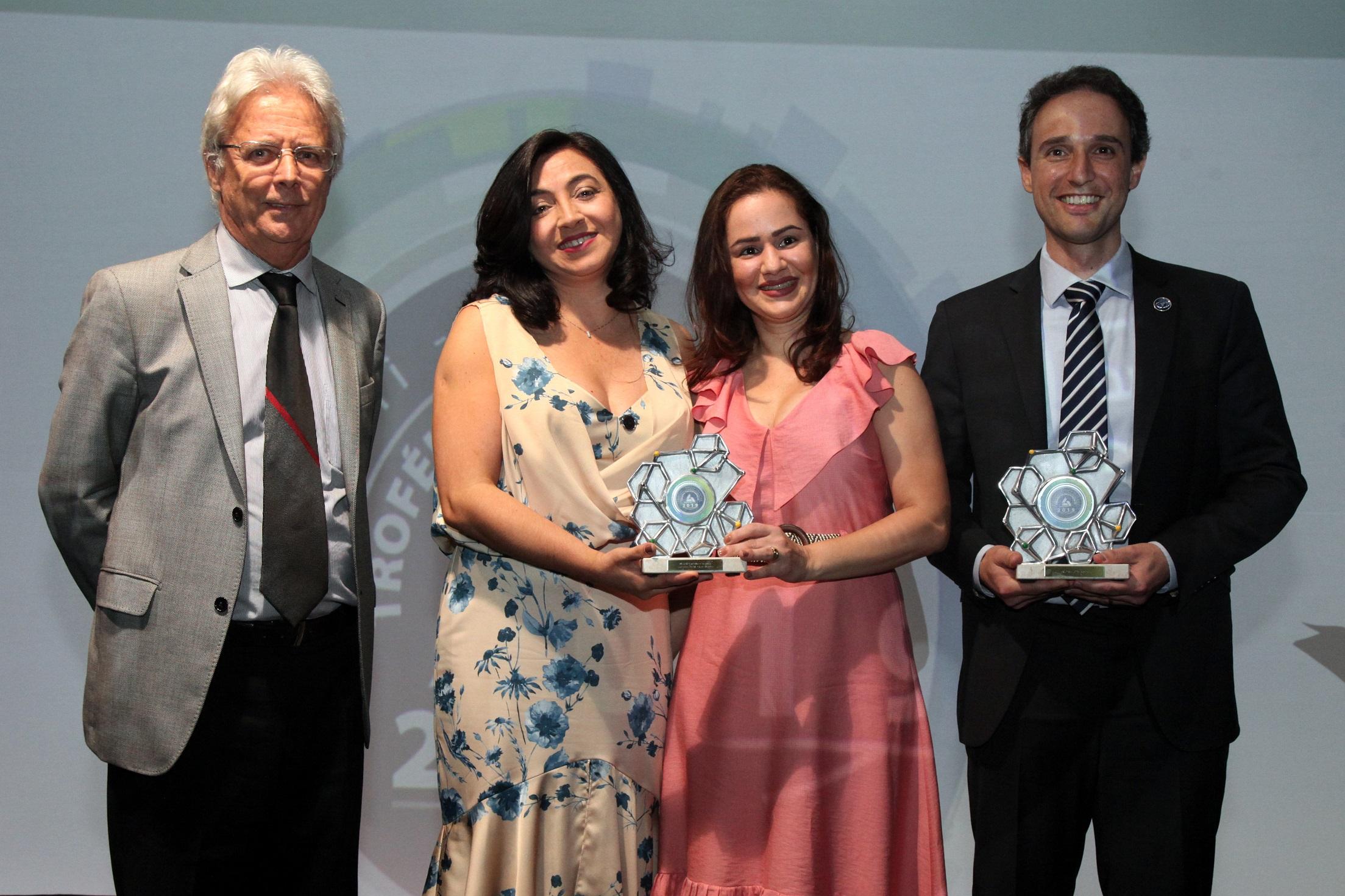M. Dias Branco recebe Troféu Transparência Anefac