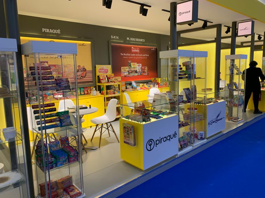 M. Dias Branco apresenta produtos na Gulfood, em Dubai