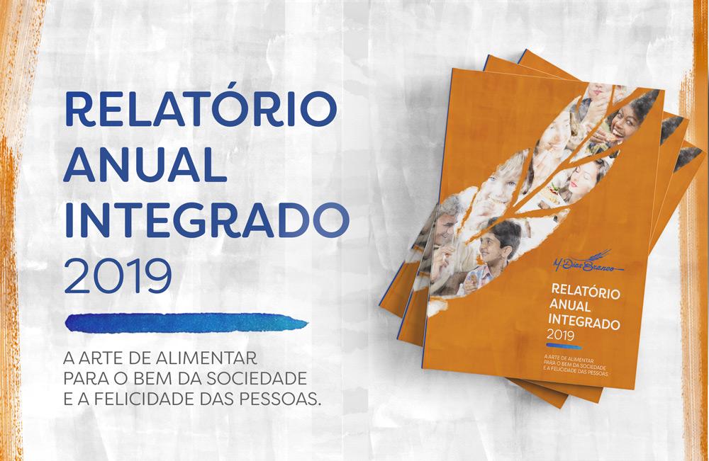 Transparência. Relatório Anual Integrado 2019 já está disponível