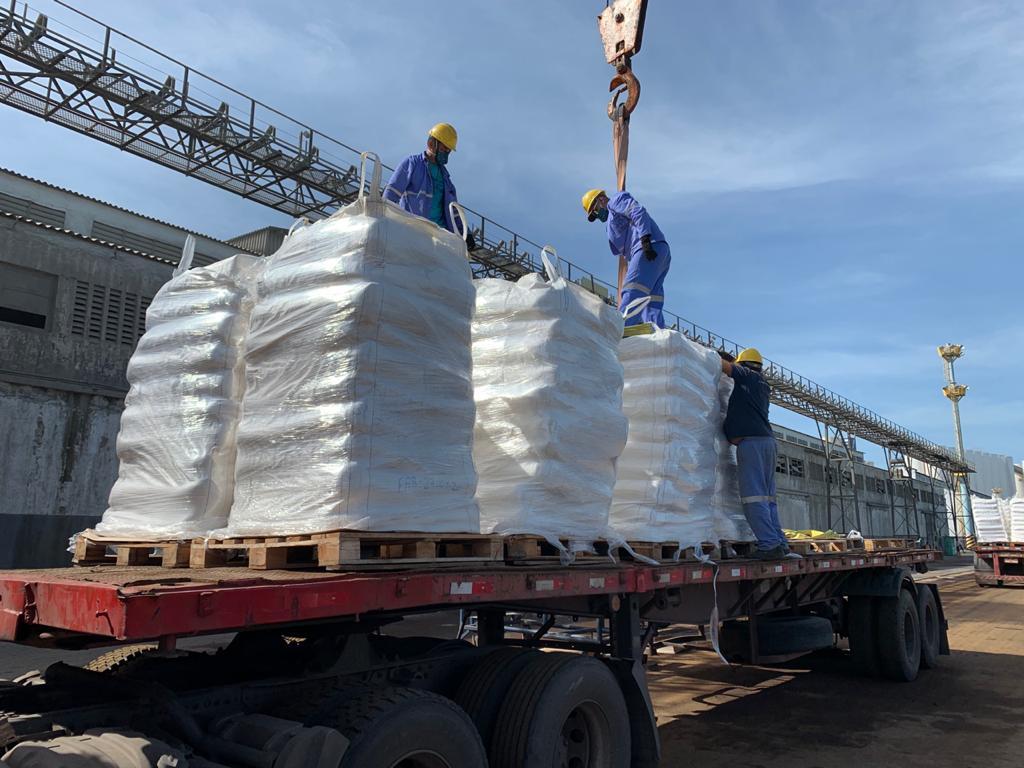 M. Dias Branco prepara-se para exportar 2.500 t. de produtos para Venezuela