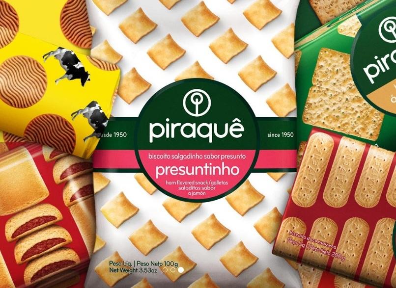 Piraquê completa 70 anos de originalidade lançando campanha nacional e novos produtos
