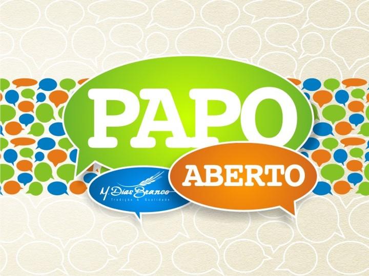 Papo Aberto. Edições do mês de setembro proporcionaram interação e conhecimento entre líderes e equipes