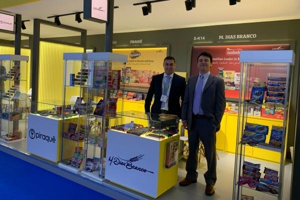M. Dias Branco fortalece sua atuação internacional na Gulfood, em Dubai