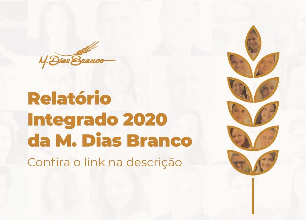 M. Dias Branco divulga relatório com suas iniciativas nas frentes ESG em 2020
